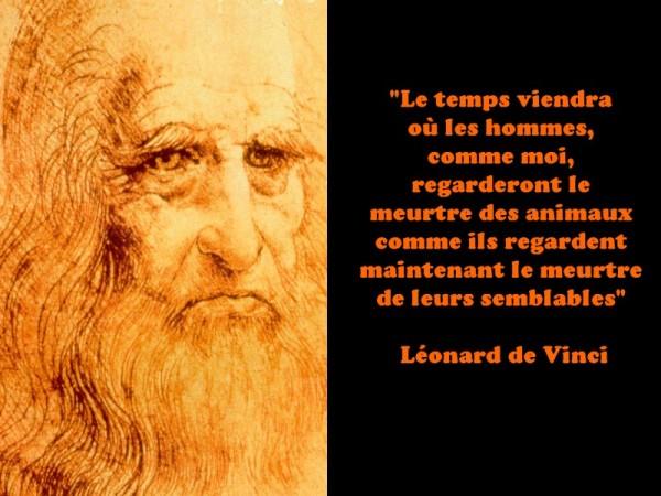 Le temps viendra, Vinci